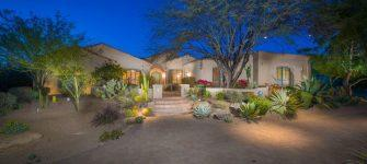Home for sale in Scottsdale's Happy Valley Ranch